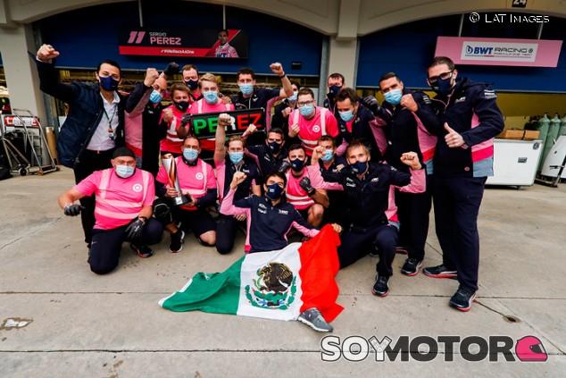 """Ross Brawn, sobre Pérez: """"Sería una tragedia que no continuara en F1"""" - SoyMotor.com"""