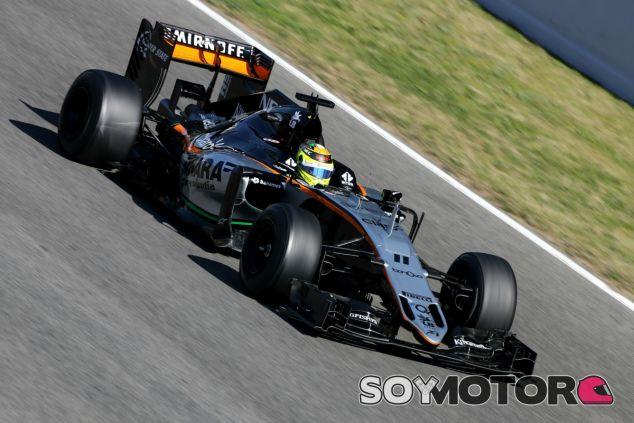 Sergio Pérez todavía se muestra inconforme con el VJM09 - LaF1