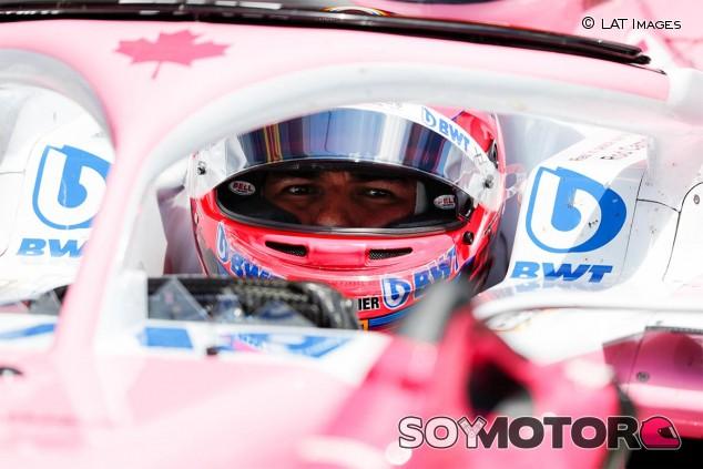 Sergio Pérez en el GP de Austria F1 2020 - SoyMotor.com
