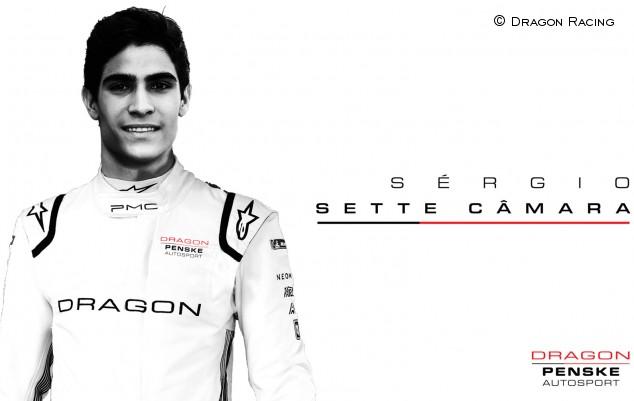 Sette Câmara correrá la Fórmula E con Dragon en 2021 - SoyMotor.com