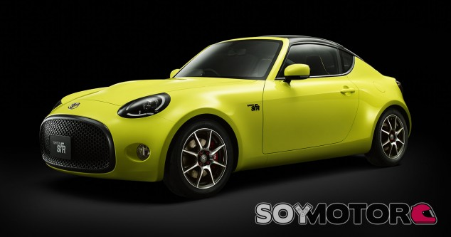 Toyota S-FR Concept: deportivo de acceso