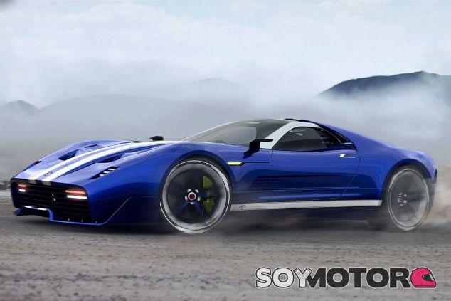 Shelby OTR Concept - SoyMotor.com