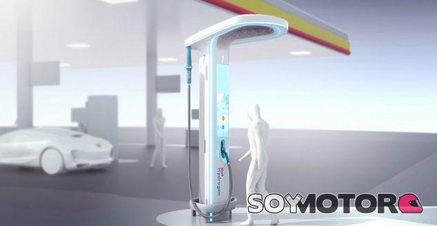 BMW y Shell nos enseñan las gasolineras de hidrógeno - SoyMotor.com