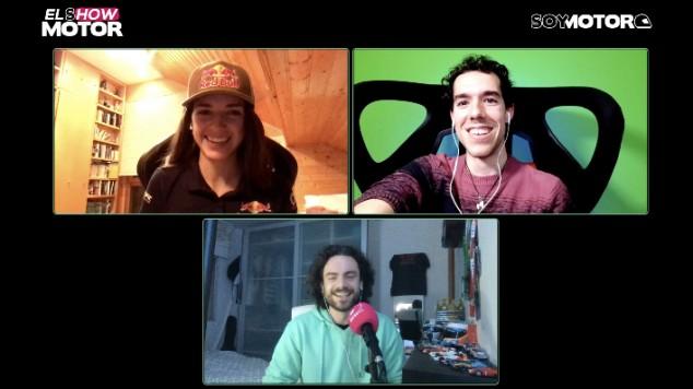 Red Bull, Facebook, Hamilton y Loeb: cómo Cristina Gutiérrez llegó al Dakar 2021 - SoyMotor.com