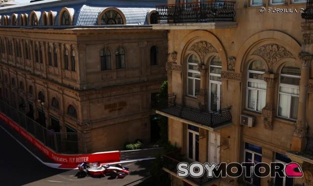 Shwartzman se reivindica y gana la primera carrera de Bakú