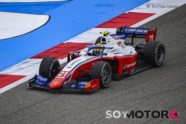 Shwartzman domina en Baréin; Schumacher, más líder - SoyMotor.com