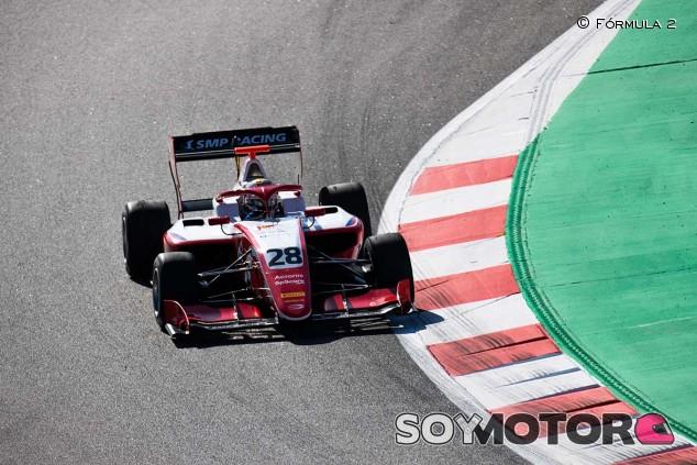 Shwartzman se lleva la primera Pole de la 'nueva' F3 en España - SoyMotor.com