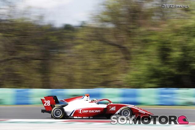 Shwartzman sella el mejor tiempo en el último día de test de F3 - SoyMotor.com