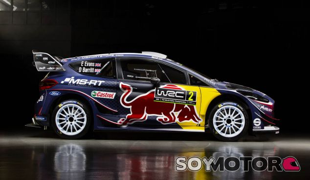 Ford vuelve oficialmente al WRC en 2018 junto a M-Sport - SoyMotor.com