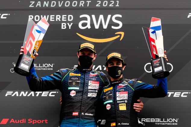 Albert Costa firma una gran victoria en Zandvoort - SoyMotor.com