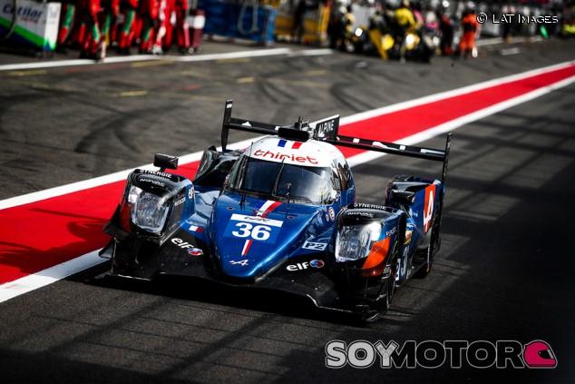 Alpine prepara su desembarco en LMP1 para 2021 - SoyMotor.com