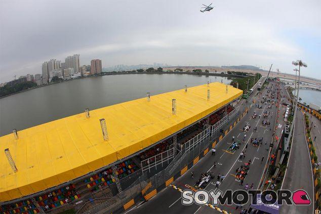 Sigue en directo el GP de Macao de Fórmula 3 - Laf1
