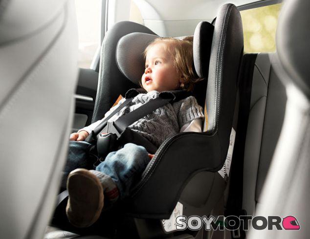 Nuestros hijos viajarán más seguros a partir de 2017 - SoyMotor.com