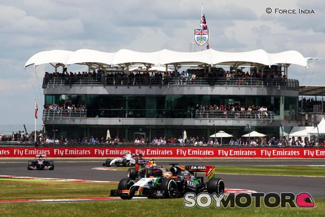Instantánea del Gran Premio de 2014 - LaF1