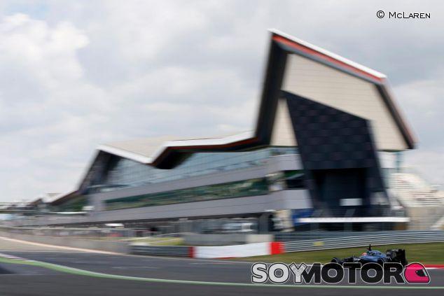 El circuito de Silverstone - LaF1.es