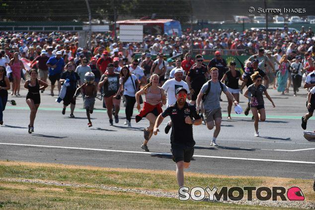 Aficionados de Silverstone - SoyMotor.com