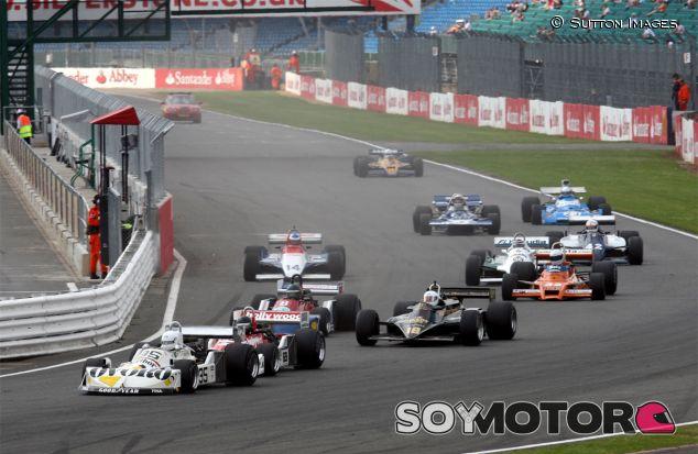 Silverstone Classic de 2008 - LaF1