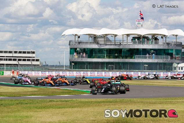 Horarios del GP del 70º Aniversario F1 2020 y cómo verlo por televisión - SoyMotor.com