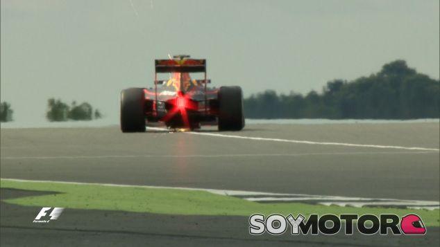 Test F1 Silverstone Día 2 - Minuto a Minuto