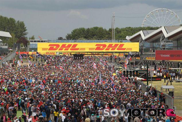 Silverstone se ha beneficiado del éxito de Lewis Hamilton con Mercedes - LaF1