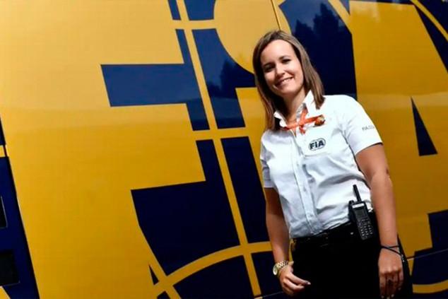 Silvia Bellot debuta como directora de carrera de Fórmula 2 y F3 - SoyMotor.com