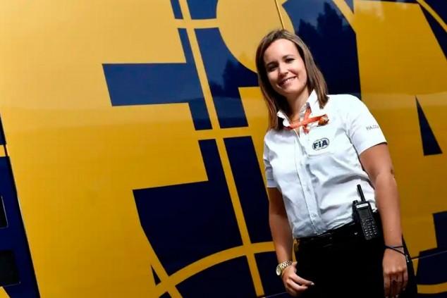 Silvia Bellot será directora de carrera de Fórmula 2 y Fórmula 3 - SoyMotor.com