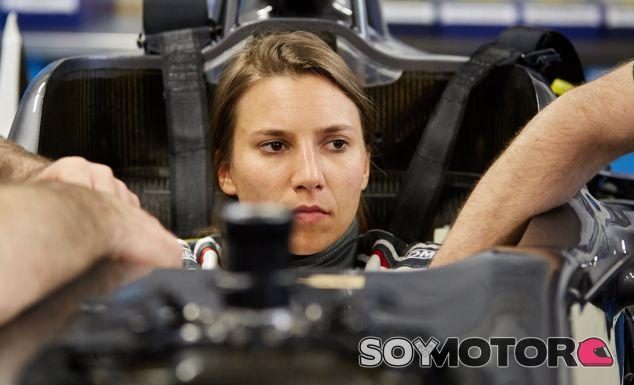 """De Silvestro: """"Cuando nos ponemos el casco, todos somos iguales"""" - LaF1.es"""