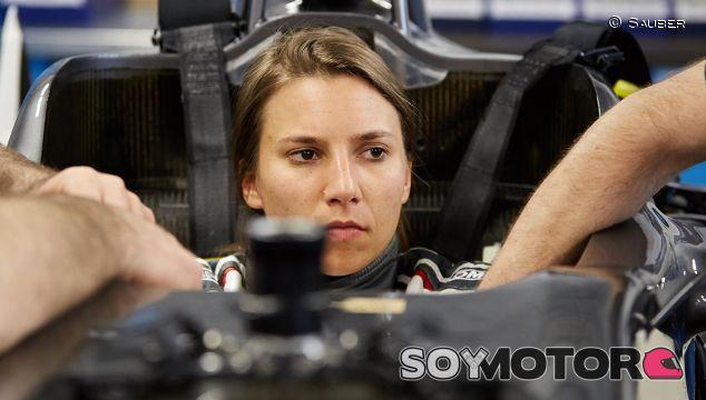 Simona de Silvestro se queda sin poder correr en F1 - LaF1.es