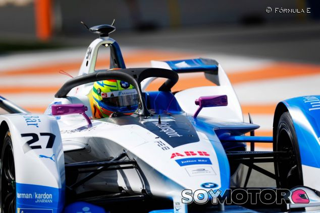 Alexander Sims en Valencia – SoyMotor.com
