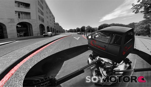 Simulador DiM250 – SoyMotor.com