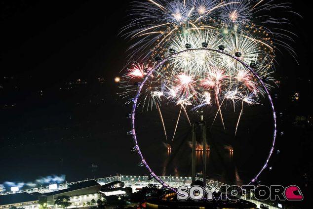 Singapur acogerá el certamen - LaF1.es