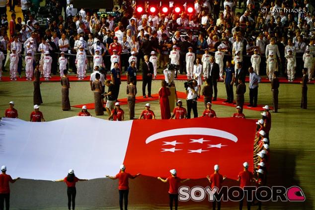 Dudas sobre Singapur: El Foro Económico Mundial, cancelado - SoyMotor.com