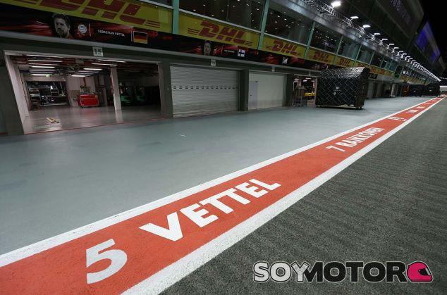 Boxes en Marina Bay - SoyMotor.com