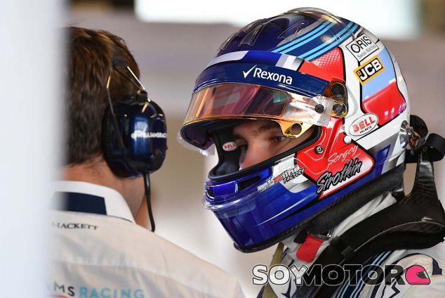 Sergey Sirotkin en Yas Marina - SoyMotor.com