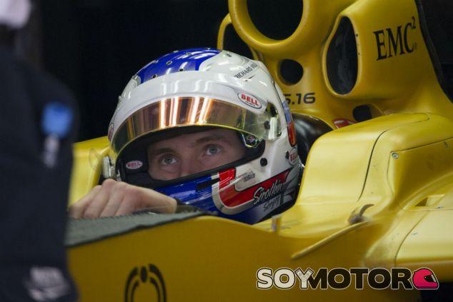 Sirotkin, confirmado como piloto reserva de Renault en 2017 - SoyMotor