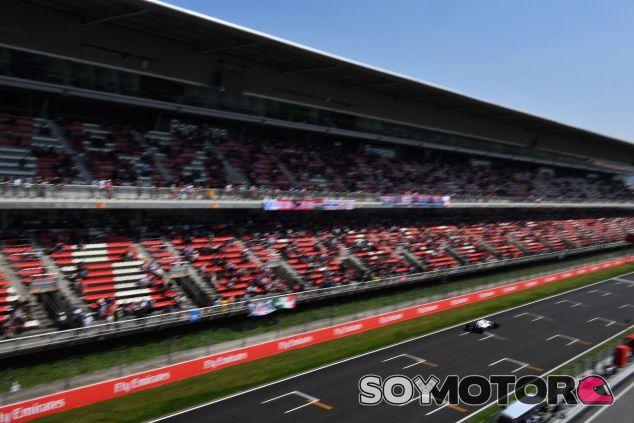 Recta principal del Circuit de Barcelona-Catalunya – SoyMotor.com