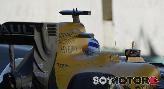 El papel de Sirotkin en Renault no cambiará para 2017 - SoyMotor.com