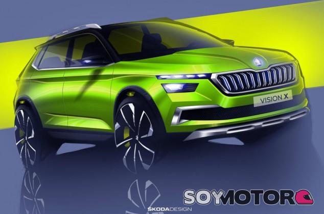 Skoda Eléctricos 2020 - SoyMotor.com