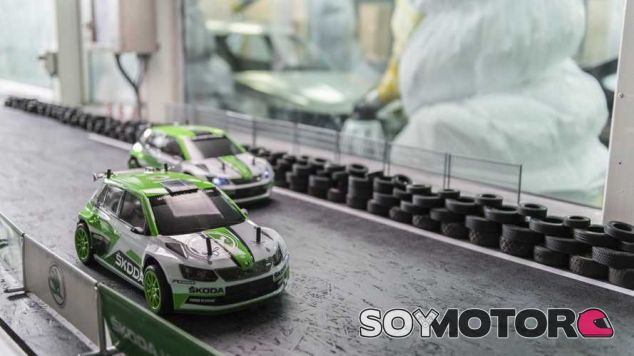 Skoda Fabia R5 Radio Control - SoyMotor.com