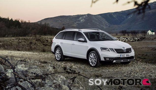 El Skoda Scout ofrece las ventajas de un coche campero, pero con su natural elegancia - SoyMotor