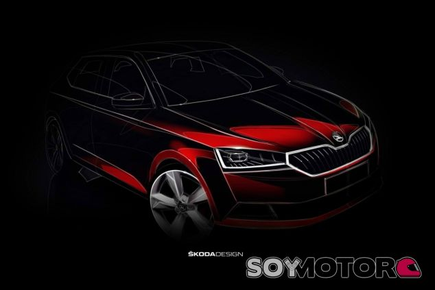 Skoda Spaceback - SoyMotor.com