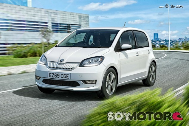 Skoda Citigoe iV: se deja de vender en Reino Unido ¡por exceso de ventas! - SoyMotor.com