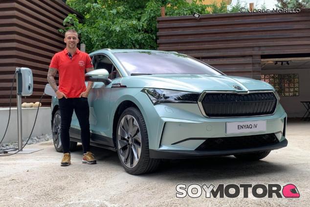 Skoda Enyaq iV 2021: probamos la versión con más autonomía - SoyMotor.com