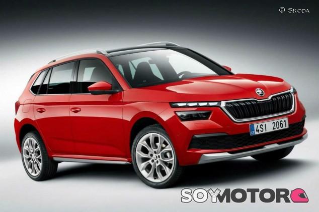 El nuevo Skoda Kamiq 2020 se presenta en Ginebra - SoyMotor.com