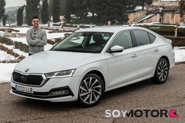 Skoda Octavia 2021: el híbrido enchufable, a prueba - SoyMotor.com