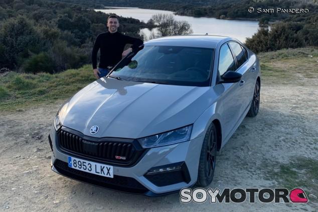 Skoda Octavia RS 2021: tres motores deportivos, uno híbrido enchufable - SoyMotor.com