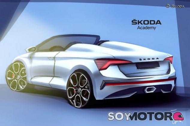 Skoda Scala Spider: una idea que debería ser real - SoyMotor.com