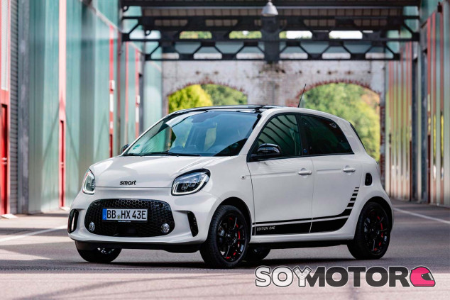 Smart EQ Forfour 2020 - SoyMotor.com