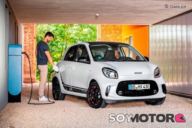 Smart EQ Forfour - SoyMotor.com