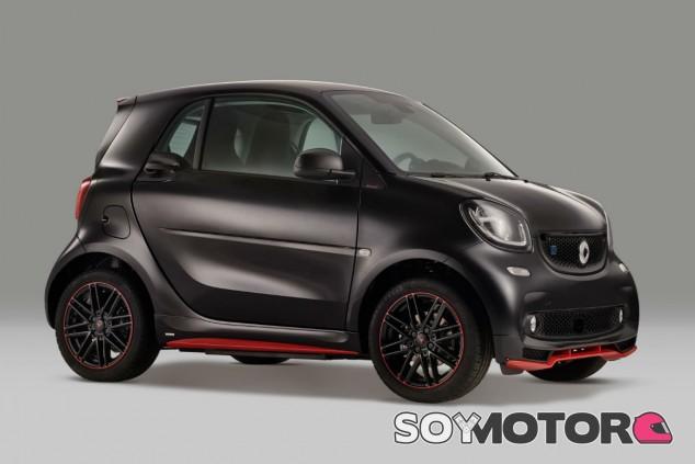 Smart EQ fortwo Ushuaïa Limited Edition 2019: regreso a Ibiza - SoyMotor.com